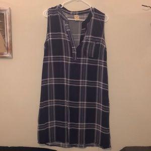 T-shirt sleeveless dress